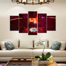 Load image into Gallery viewer, Toronto Raptors Stadium 5 Pieces Painting Canvas