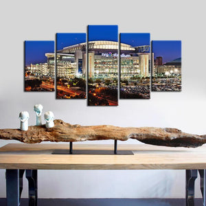 Houston Texans Stadium Canvas 1