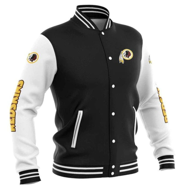 Washington Football Team Letterman Jacket