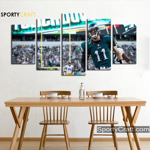 Philadelphia Eagles Wall Art Canvas