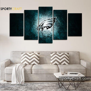 Elegant Logo of Philadelphia Eagles