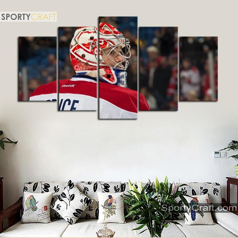 Carey Price Montreal Canadiens Canvas