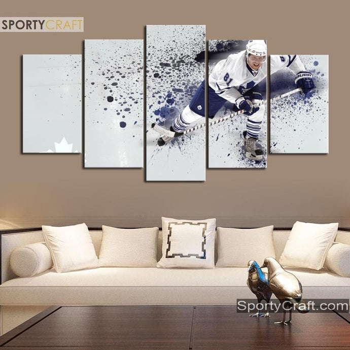 Toronto Maple Leafs 81 Action 5 Pieces Painting Canvas