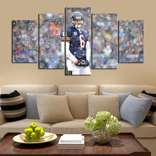 Load image into Gallery viewer, Chicago Bears Number 6 Canvas