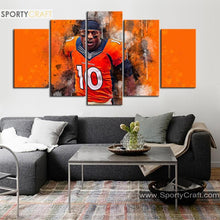 Load image into Gallery viewer, Emmanuel Sanders Denver Broncos Canvas