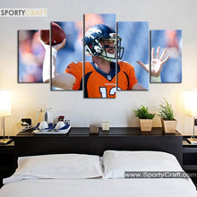 Load image into Gallery viewer, Paxton Lynch Denver Broncos Canvas