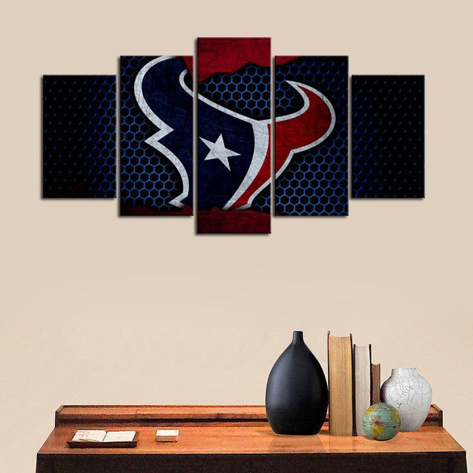 Houston Texans Steal Look Canvas