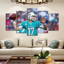 Load image into Gallery viewer, Ryan Tannehill Miami Dolphins Canvas