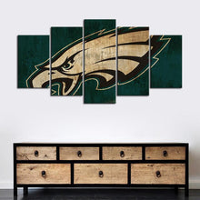 Load image into Gallery viewer, Philadelphia Eagles Wall Canvas