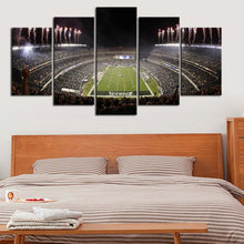 Load image into Gallery viewer, Philadelphia Eagles Stadium Canvas
