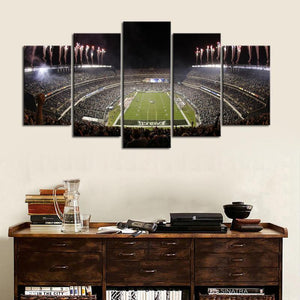 Philadelphia Eagles Stadium Canvas