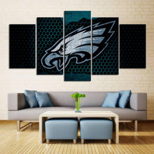 Load image into Gallery viewer, Philadelphia Eagles Steal Style Canvas