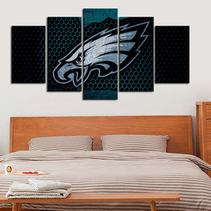 Philadelphia Eagles Steal Style Canvas