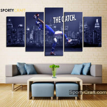 Load image into Gallery viewer, Odell Beckham Jr Best Catch Wall Art