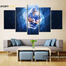 Load image into Gallery viewer, Eli Manning NY Giants Canvas