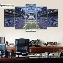 Load image into Gallery viewer, Indianapolis Colts Stadium Canvas