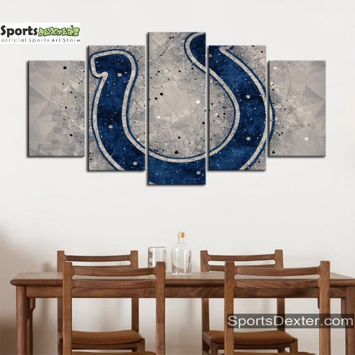 Indianapolis Colts New Style Canvas