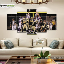 Load image into Gallery viewer, New Orleans Saints Game Canvas
