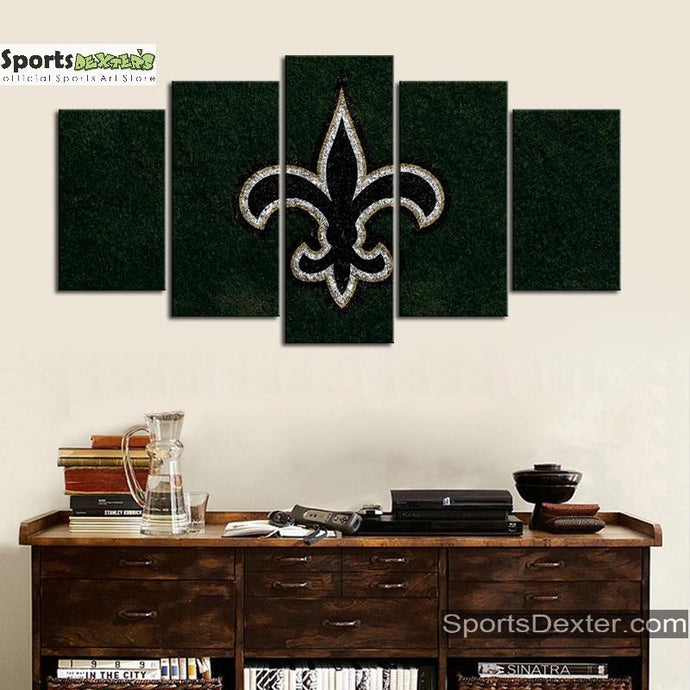 New Orleans Saints New Look Canvas