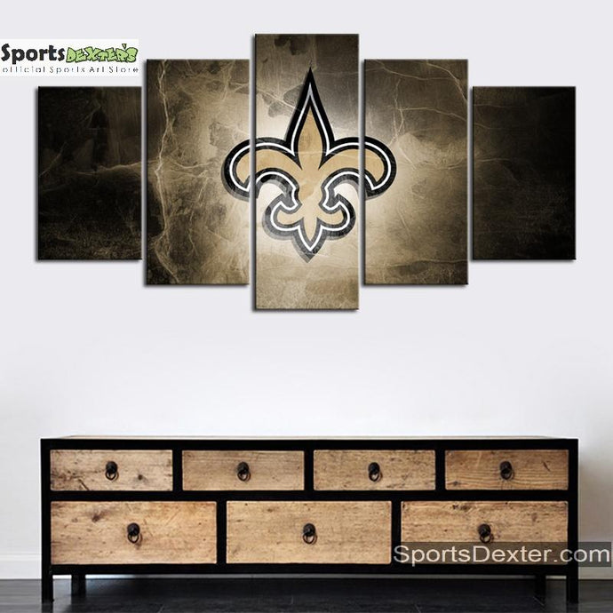 New Orleans Saints New Art Canvas