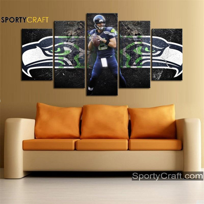 Matt Flynn Seattle Seahawks Canvas