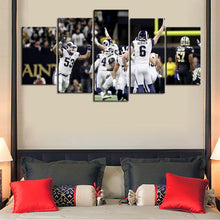 Load image into Gallery viewer, Los Angeles Rams Team Canvas