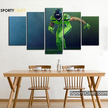Load image into Gallery viewer, Bobby Wagner Seattle Seahawks Wall Canvas
