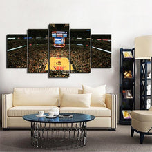 Load image into Gallery viewer, Chicago Bulls Stadium Canvas