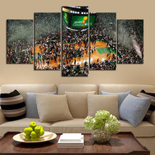 Load image into Gallery viewer, Boston Celtics Champions Moment Canvas