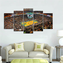 Load image into Gallery viewer, Boston Celtics Stadium Look Canvas
