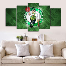Load image into Gallery viewer, Boston Celtics Wall Art Canvas