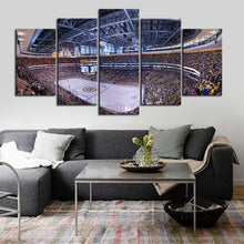 Load image into Gallery viewer, Boston Bruins Stadium Canvas