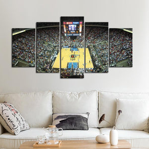 Los Angeles Lakers Stadium Canvas 2