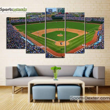 Load image into Gallery viewer, Chicago Cubs Stadium Canvas 1
