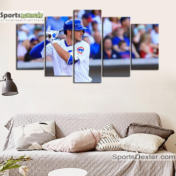 Kris Bryant Chicago Cubs Canvas 2