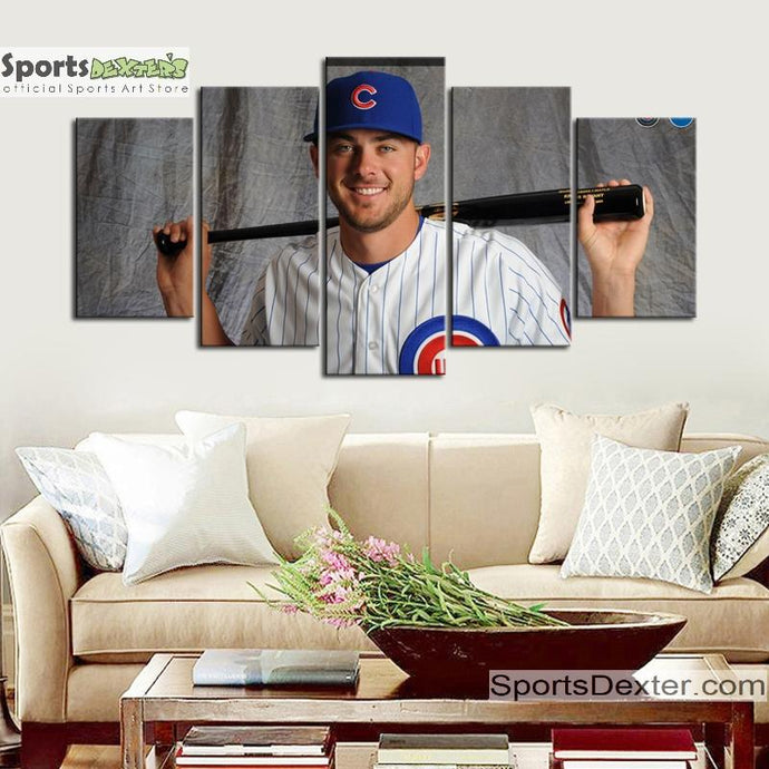 Kris Bryant Chicago Cubs Canvas