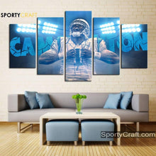 Load image into Gallery viewer, Cam Newton Carolina Panthers Canvas
