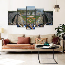 Load image into Gallery viewer, Los Angeles Dodgers Stadium Canvas 1