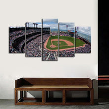 Load image into Gallery viewer, San Francisco Giants Stadium Canvas 3