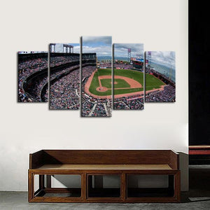 San Francisco Giants Stadium Canvas 3