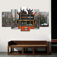 Load image into Gallery viewer, San Francisco Giants Champions Together Canvas