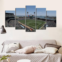Load image into Gallery viewer, San Francisco Giants Stadium Canvas 1