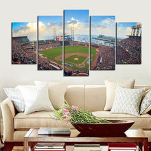 Load image into Gallery viewer, San Francisco Giants Stadium Canvas 4