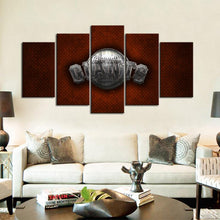Load image into Gallery viewer, San Francisco Giants Metal Style Canvas