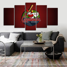 Load image into Gallery viewer, St. Louis Cardinals Canvas