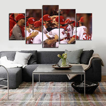 Load image into Gallery viewer, St. Louis Cardinals Team Up Canvas