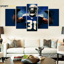 Load image into Gallery viewer, Kam Chancellor Seattle Seahawks Canvas