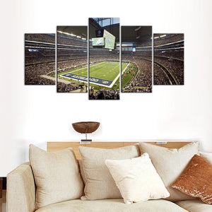 Dallas Cowboys Stadium Canvas