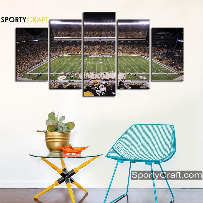Heinz Field Pittsburgh Steelers Wall Art