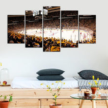 Load image into Gallery viewer, Boston Bruins Stadium 5 Pieces Painting Canvas